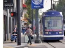 East Side Streetcar Opens