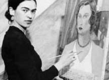 Frida, un retablo