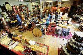 Revival Drum Shop Moves to SE