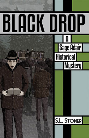S.L. Stoner  will be discussing Black Drop
