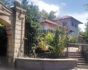 The Markham House