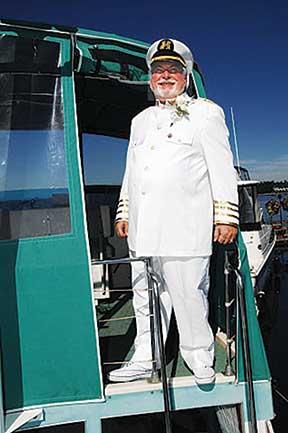 Skipper Roger Jones