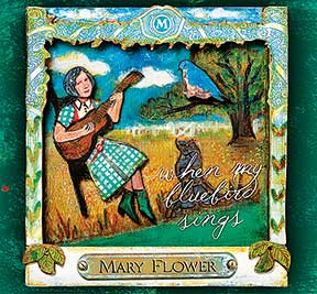Fingerstyle Guitar According to Mary Flower