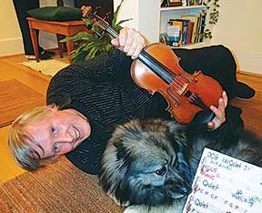 PAW Fiddles on the Woof