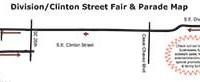 Division/Clinton Street Fair • Saturday July 25