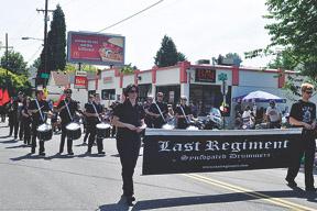 alast regiment